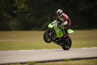 Dustin Dominguez of Newalla at Hallett Raceway