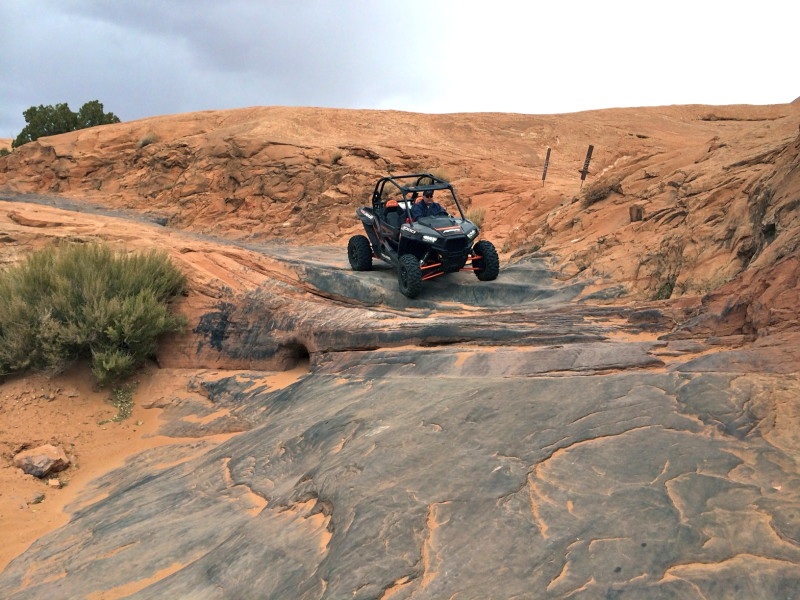 Poison Spider Mesa 4x4 Trail  Best Moab ATV  Dirt Bike