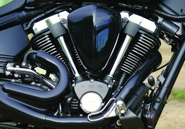 2006 Yamaha Road Star Midnight Warrior Test Rider
