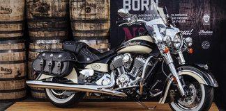 2016 Collector's Edition Jack Daniel's Indian Chief Vintage