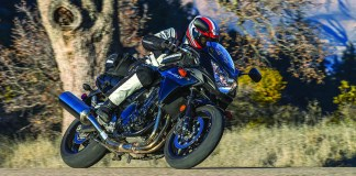 With the return of the Bandit 1250S, Suzuki brings a familiar and fun machine back into the family fold. (Photography by Kevin Wing and Ken Lee)