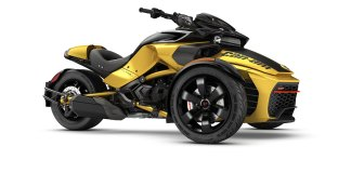2017 Can Am Spyder F3-S Daytona 500 Edition