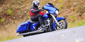 2017 Harley-Davidson Street Glide with Milwaukee-Eight 107