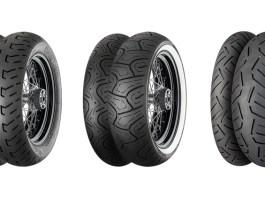Continental's new ContiTour, ContiLegend and ContiRoadAttack 3 tires.