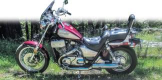 1988 Honda VT800C Shadow
