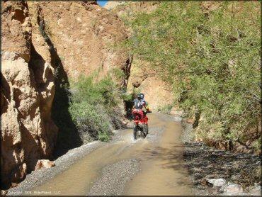 Florence Coke Ovens  Arizona Motorcycle and ATV Trails