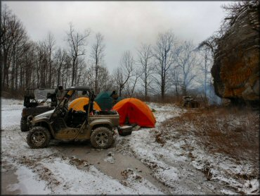 Windrock Park  Tennessee Motorcycle and ATV Trails