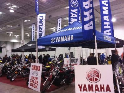 Spring Motorcycle Show 2013