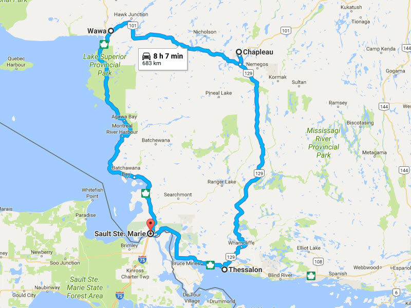 10 Best Routes For Riders In Ontario