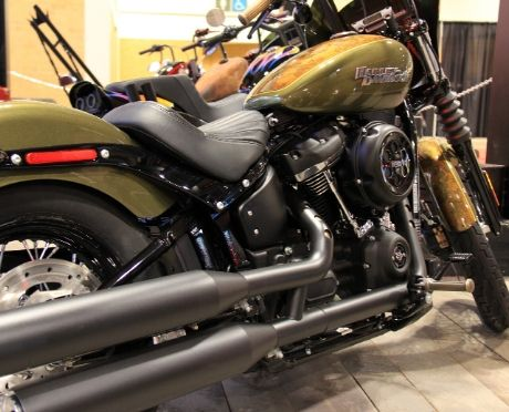 motorcycle upgrades