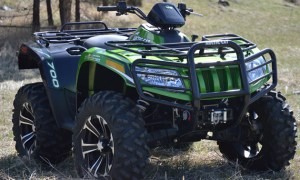 2013 Arctic Cat 700 Limited ATV | RidersWest