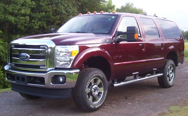 cars rides ford excursion custom by tim