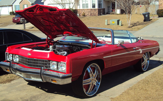 rides cars chevrolet caprice donk
