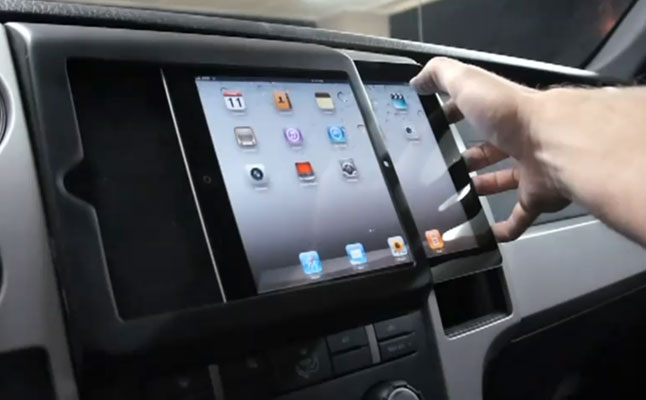 rides cars ipad-2-dash-install-soundman-car-audio