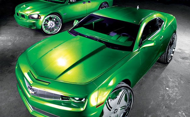 rides cars kent's automotive charger camaro