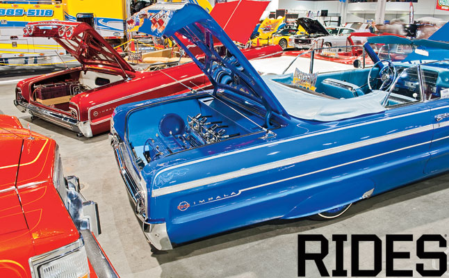 rides cars autorama world of wheels