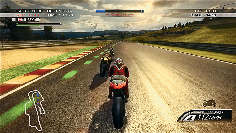 rides cars bikes motorcycles motoGP 10/11 games