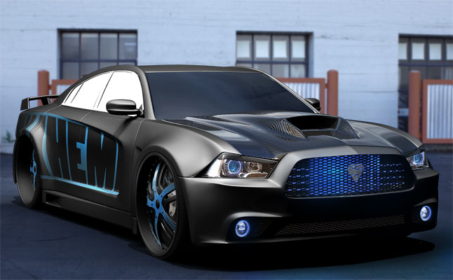 rides cars coast 2 coast customs dodge charger efren johnson