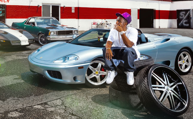 rides cars curren$y fleet whips spitta