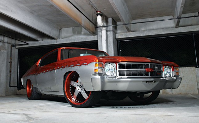 Chevrolet, Chevy, Chevelle, 1971, Rides
