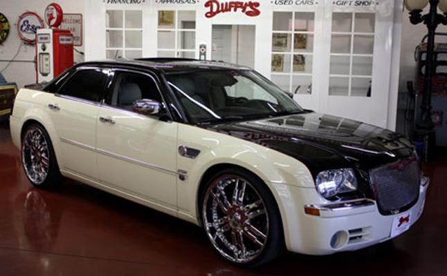 2005, Chrysler, 300, Custom, Rides