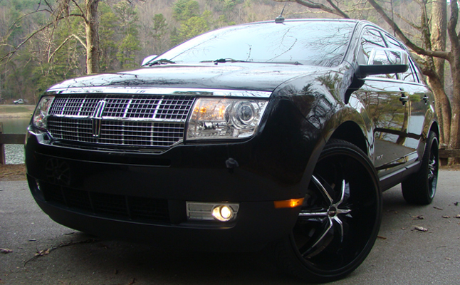 Lincoln, MKX, Rides, Custom
