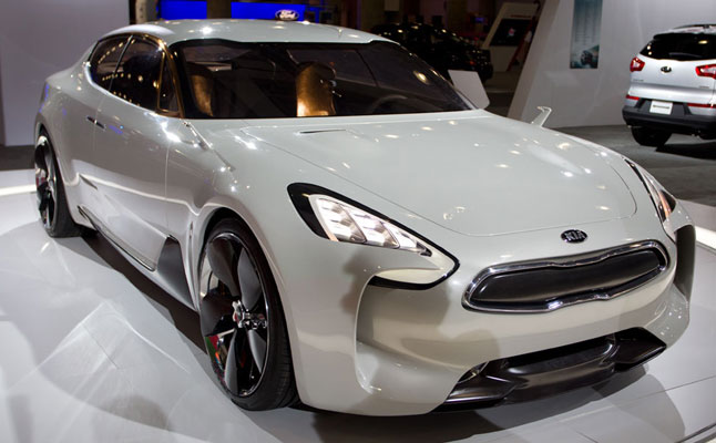 rides cars kia nyias auto show new york gt concept track'ster