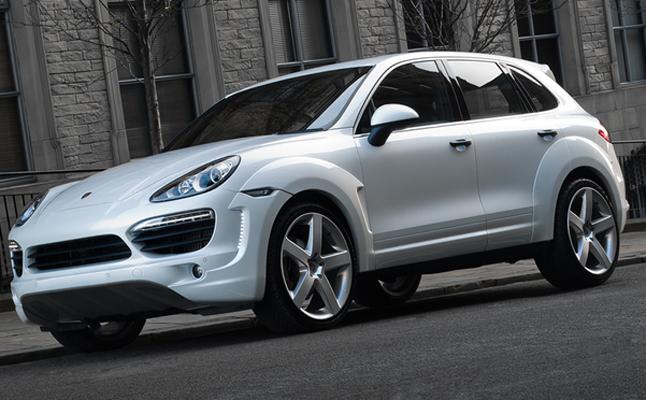 2012, Porsche, Cayenne, Custom, Rides, Kahn