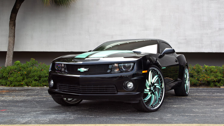 Rides, Chevrolet, Camaro, RS, Custom