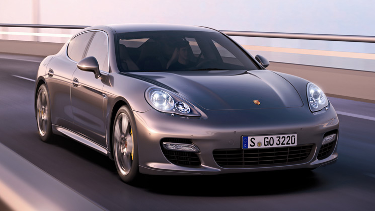 Porsche, Panamera, Turbo S, Driven, Test Drive