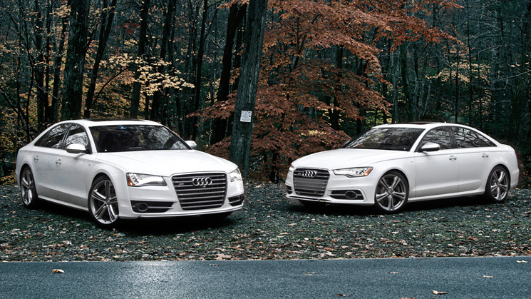 audi s6 s8 rides 2013 cars fall autumn