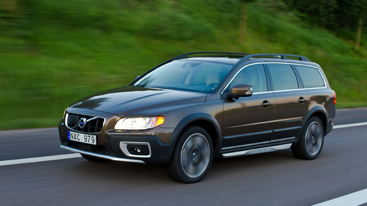 Volvo, Xc70, Rides, review, test drives