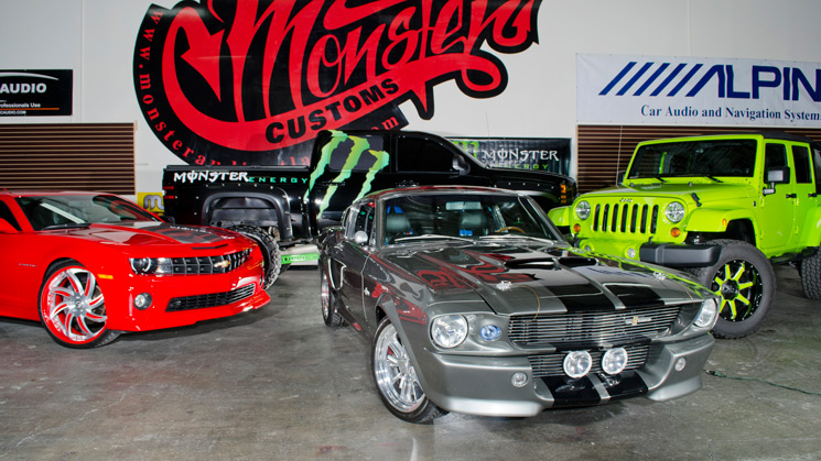 Rides, Monster Custom, Custom, Atlanta, Forgiato, Jeep, Chevy