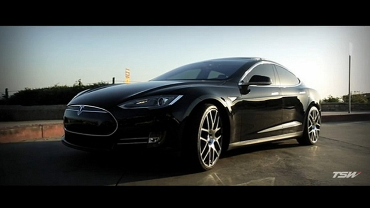 TSW Tesla 22 inch Nurburgring Rotary Forged Wheels