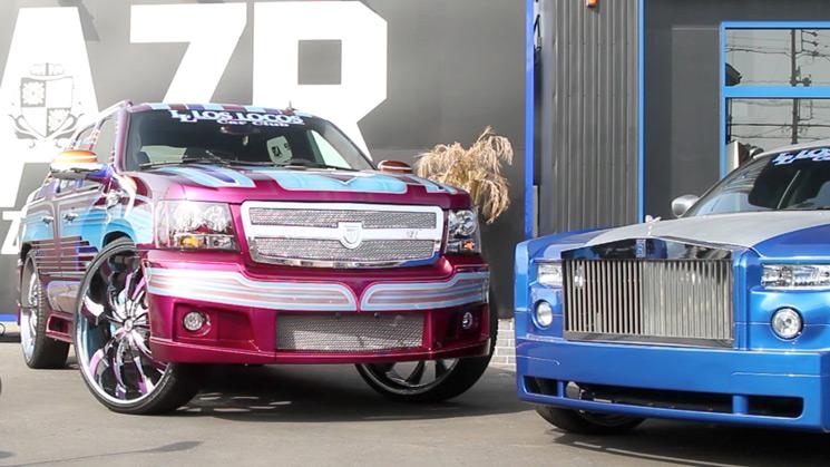 RIDES, JAPAN, Chevrolet, 300, Camaro, Chrysler