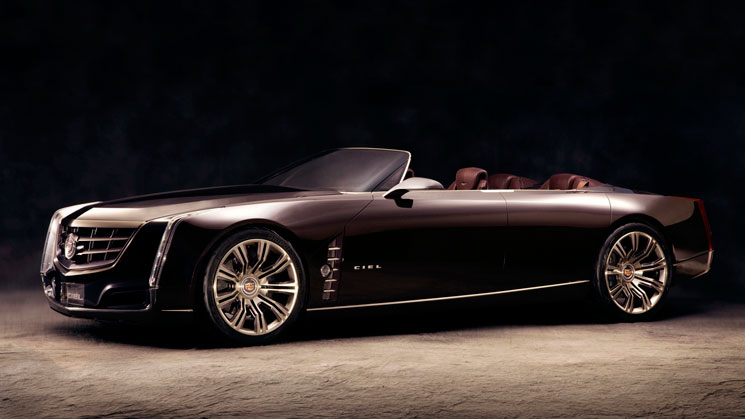 rides cadillac ciel flagship super sedan $100K s-class