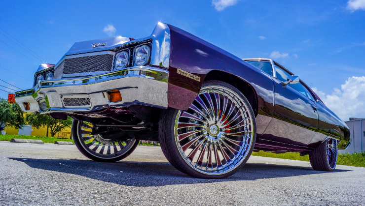 Custom 96 Impala Ss Interior