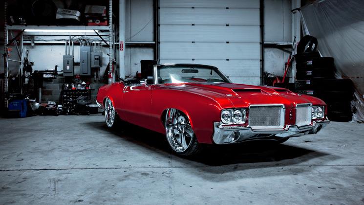 RIDES, Oldsmobile, Cutlass