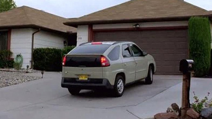 RIDES, Breaking Bad, Ponitac, Aztek, Chevrolet, Chevy, Cadillac, Walter White