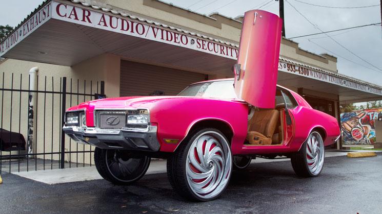 813 customs Joe Barravecchio rides magazine custom car shop tampa florida donk dub forgiato