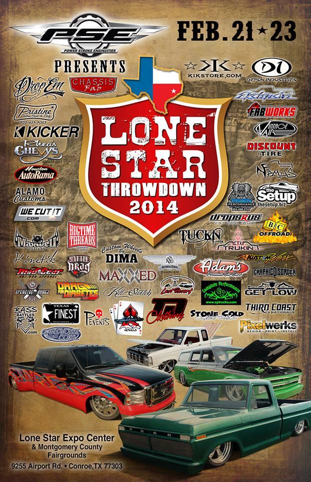 Lone Star Throwdown 2