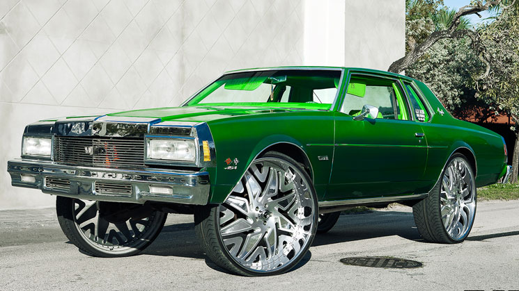 30 Inch Rims On Chevy : Box chevy on inch rims imgkid the image kid