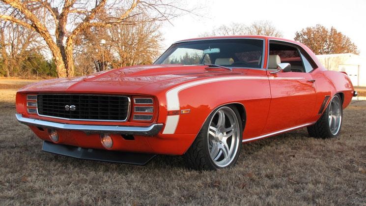 rides magazine pro touring chevy chevrolet camaro for sale friday deep lip rims custom car old school