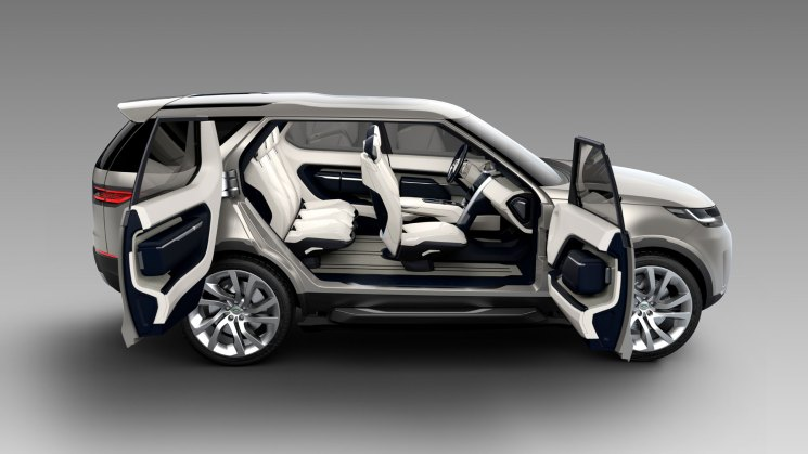 rides magazine land rover discovery concept suv suicide doors 2015 range