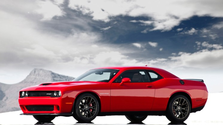 2015 Dodge Challenger SRT Hellcat Revealed 2