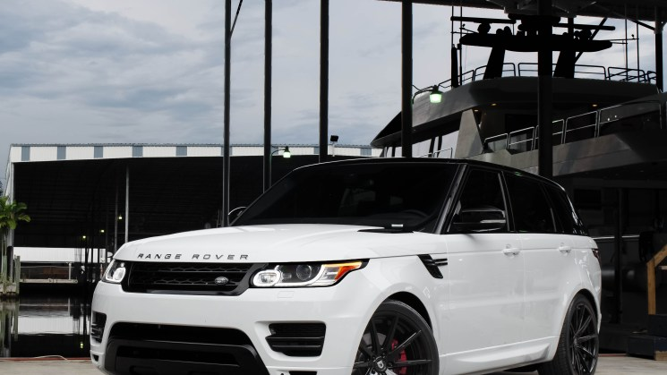 2014 Range Rover Sport Autobiography 1