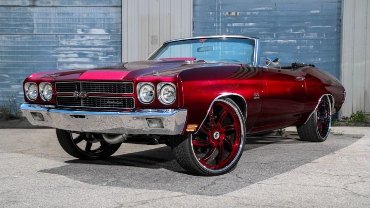 1970, Chevrolet, Chevy, Chevelle, Forgiato, Azioni