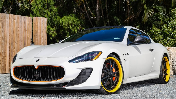 Maserati, Gran Turismo, MC, Forgiato, RBC-1