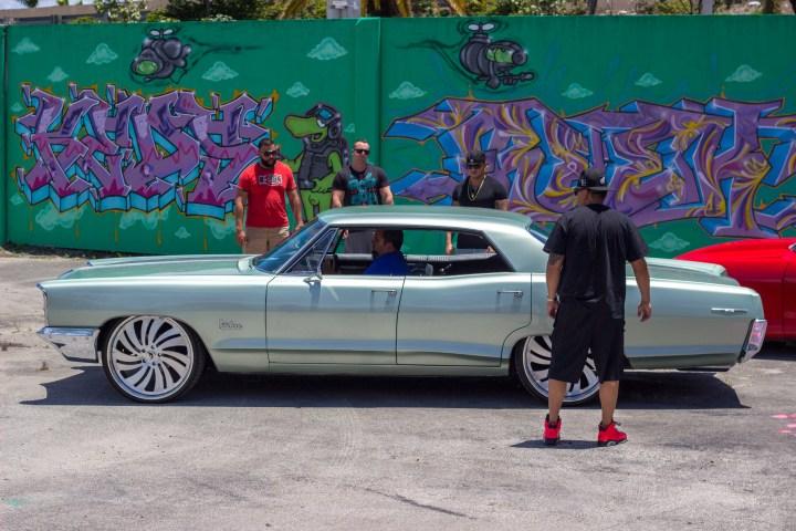 Donk Day Car Show 100 Pics Rides Magazine