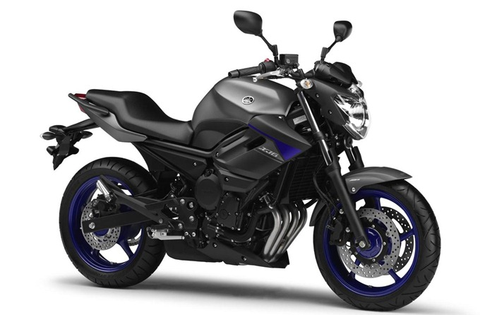 2013 Yamaha XJ6 Naked In Race Blue Color Launched